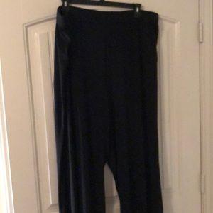 Stretchy slacks from Lane Bryant